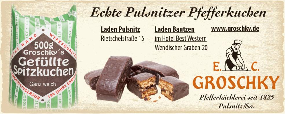 Unsere Läden in Pulsnitz und Bautzen