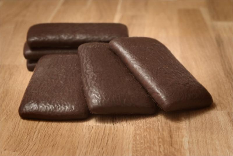 Pfefferkuchen mit Kakao