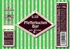 Pfefferkuchenbier 0,33L